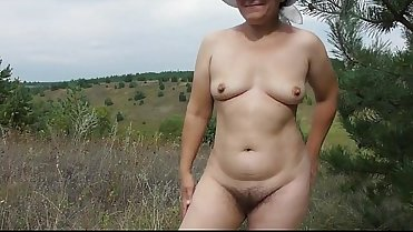 Outdoor sex with mom of my ex girlfrined