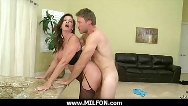 Cougars Hunt And Fuck Stud 29