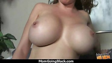 MILF'_s like big black dick too 9