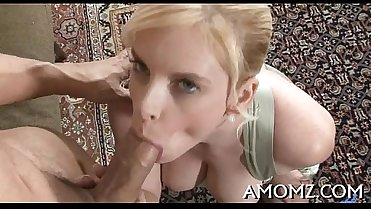 She can'_t live without cock in mouth and pussy