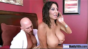 Hardcore Action With Superb Big Melon Tits Mommy (tara holiday) video-29