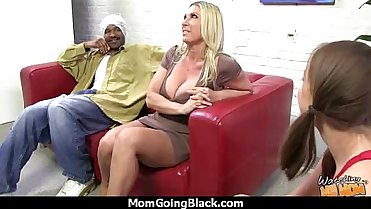 Mom likes Daughters Black Boyfriend 19