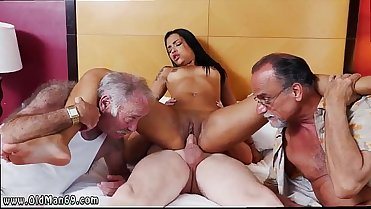 Redhead old man and fuck old mom hd Staycation with a Latin Hottie
