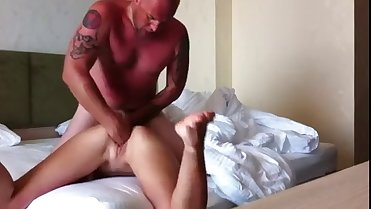 Fucks Mature mom in the hotel after the beach by BBZ