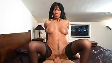Italian cute mom Hot mature