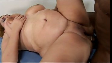 bbw mom massage with happy end