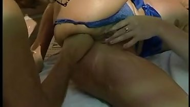 Mom loves cock and fist in the ass
