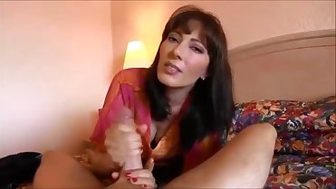POV mom needs son hard cock right now - Zoey Holloway