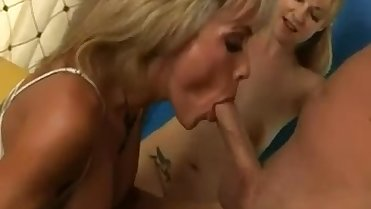 Real mom and daughter needs some money - Hardcore sex video -