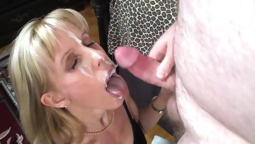 A Blow-Job and Facial Compliation Video Teaser, All With My Fans! :)
