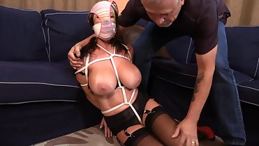 goldie blair bound and gagged #2