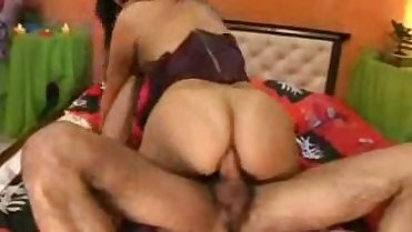 Asian Woman Fucked In The Arse